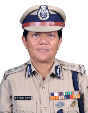 Ms.D. R. Doley Barman, IPS